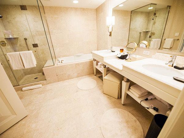 Bathroom - Image Credit: https://www.flickr.com/photos/wwarby/9641736486/