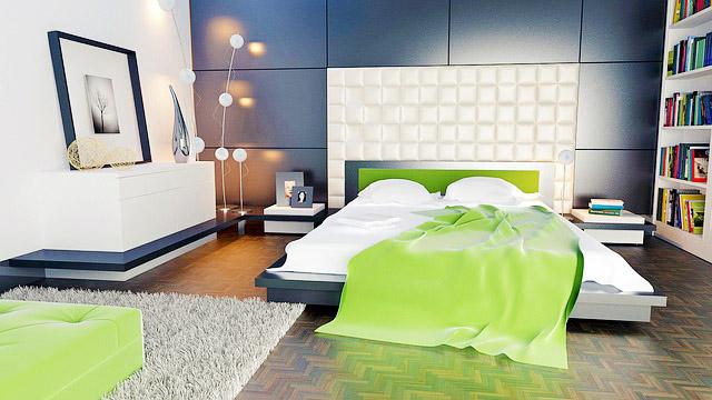 Bedroom - Image Credit: https://pixabay.com/en/users/keresi72-16512/